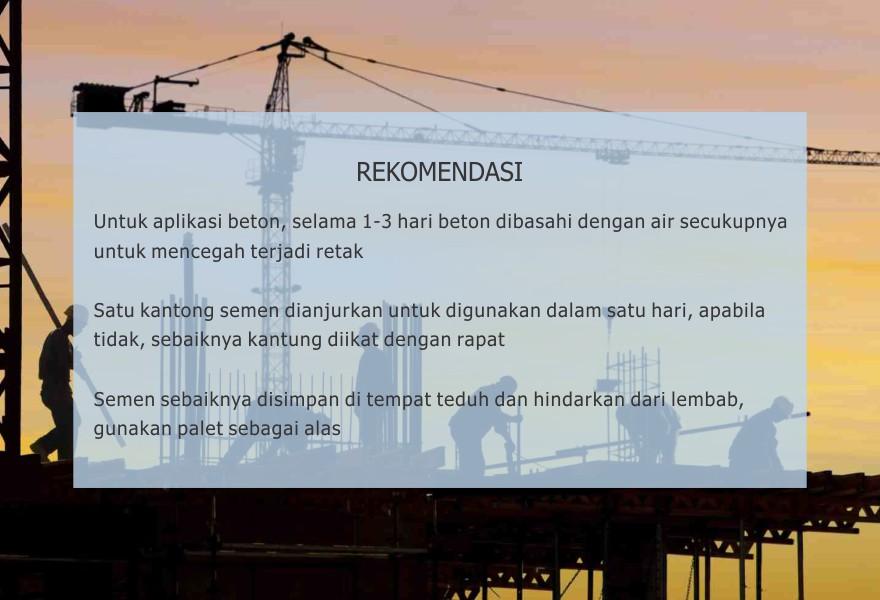 PCC - Rekomendasi Siam Cement