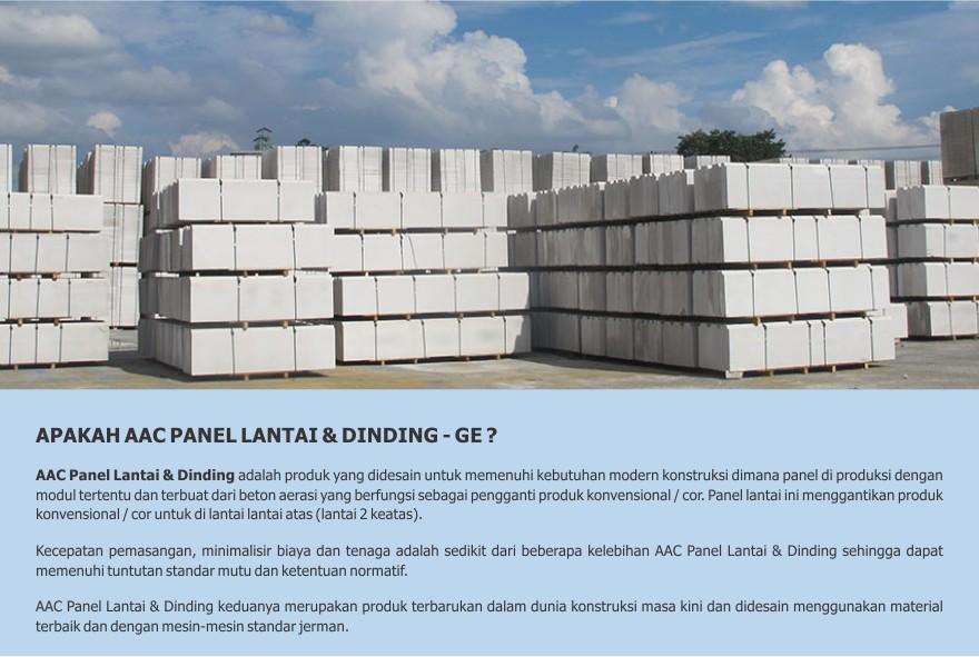 Panel Lantai - AAC
